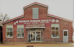 Keokuk Humane Society Building - Keokuk Iowa